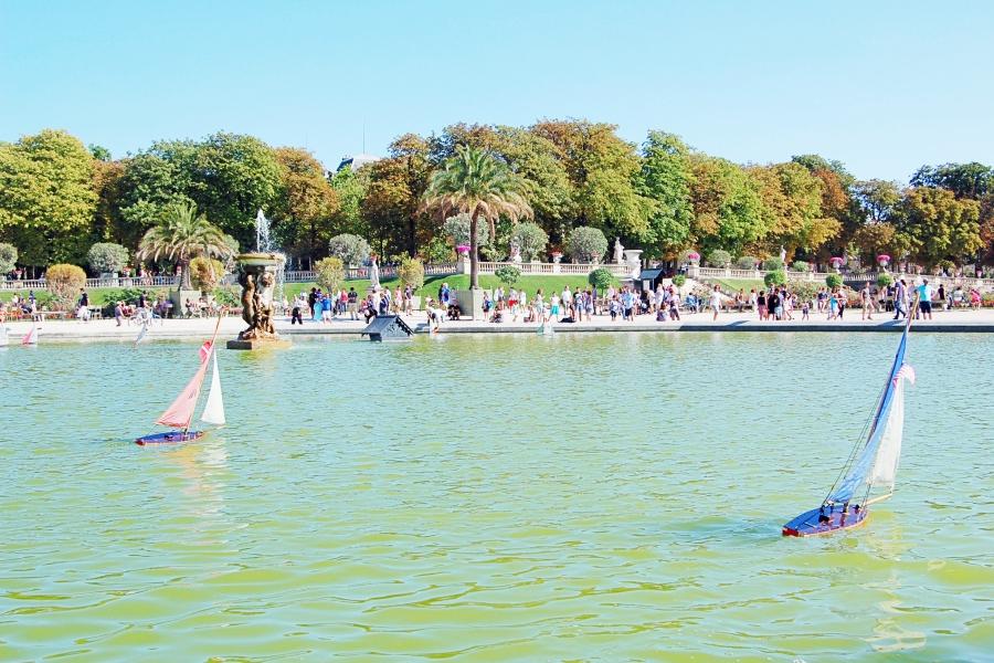Jardin du Luxembour (1)