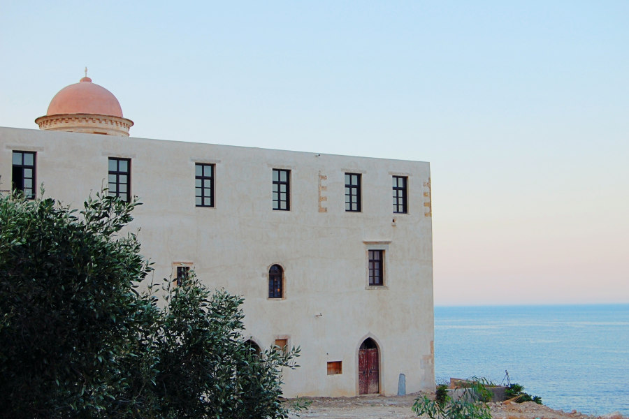 Monastère de Gonia, Crète