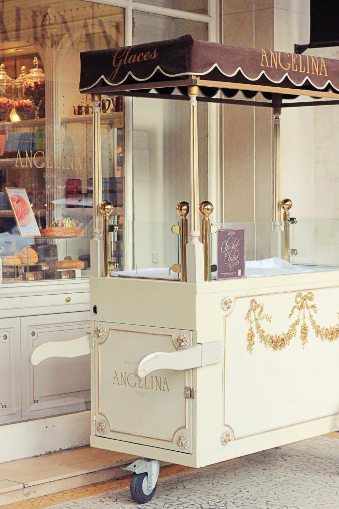 Tea time chez angelina paris the travel manifest - Salon de the angelina paris ...